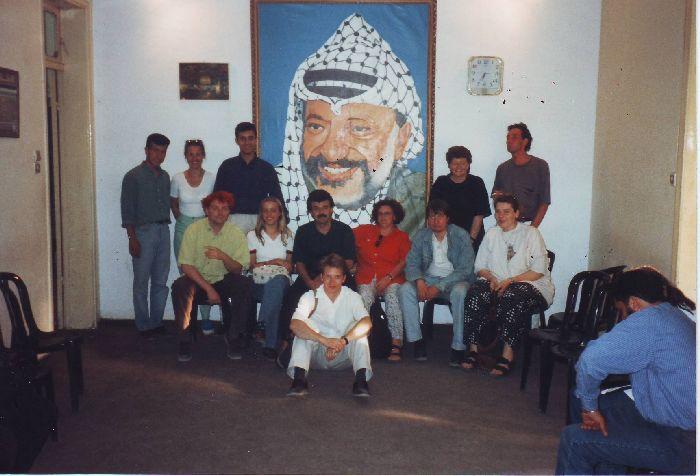 Deutsch- Jüdisch- Arabischer Dialog.