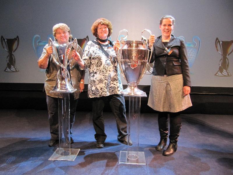 Champions League 2012 POKALE
