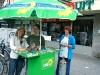 Wahlkampfhilfe der Grünen Jugend